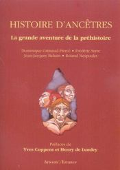Histoire D'Ancetres - Intérieur - Format classique