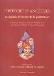 Histoire D'Ancetres - Couverture - Format classique