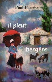 Il Pleut Bergere - Intérieur - Format classique