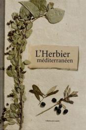 L'herbier méditerranéen - Couverture - Format classique