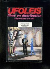 Repertoire Ufoleis Citevox. Files En Distribution 81 - 82. - Couverture - Format classique