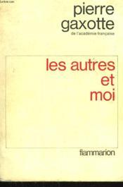 Les Autres Et Moi. - Couverture - Format classique