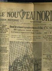 Le Nouveau Nord Maritime N°928 - 5eme Annee - Mercredi 2 Novembre 1949. - Couverture - Format classique