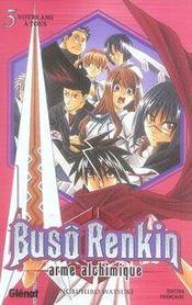 Buso renkin t.5 ; notre ami à tous - Intérieur - Format classique