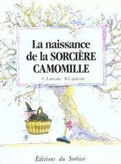 Naissance De La Sorciere Camomille (Poche) - Intérieur - Format classique