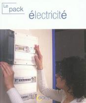 Le pack electricite - Intérieur - Format classique