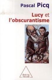 Lucy et l'obscurantisme - Intérieur - Format classique
