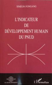 Vente  L'Indicateur De Developpement Humain Du Pnud  - Simeon Fongang