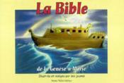 La Bible De La Genese A Moise - Couverture - Format classique