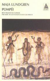 Pompei - Intérieur - Format classique