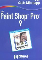 Paint Shop Pro 9 - Intérieur - Format classique