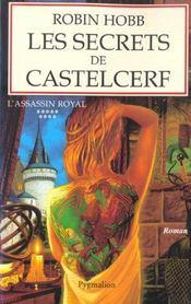 L'assassin royal t.9 ; les secrets de castelcerf - Intérieur - Format classique