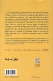 Saint-Germain d'Auxerre et ses dépendances (V-XIII siècle) - 4ème de couverture - Format classique