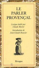 Le Parler Provencal - Intérieur - Format classique