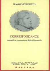 Correspondance présentée par robert wangermee - Intérieur - Format classique