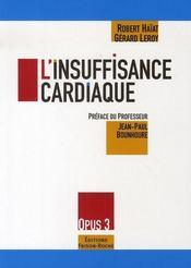 L'insuffisance cardiaque - Intérieur - Format classique