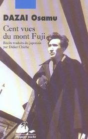 Cent Vues Du Mont Fuji Ancienne Edition - Intérieur - Format classique