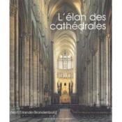 L'elan des cathedrales - Couverture - Format classique