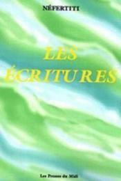 Les Ecritures - Couverture - Format classique