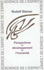 Perspectives Developoppement Humanite - Couverture - Format classique
