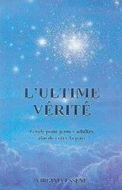 Ultime Verite - Couverture - Format classique