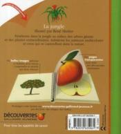 Vente livre :  La jungle  - Collectif