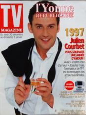 Tv Magazine L'Yonne Republicain du 30/12/1996 - Couverture - Format classique