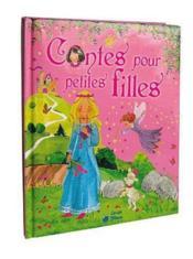 Contes pour petites filles - Couverture - Format classique