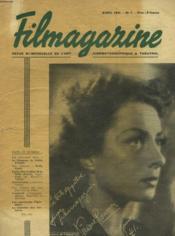 Filmagarine - N°7 - Couverture - Format classique