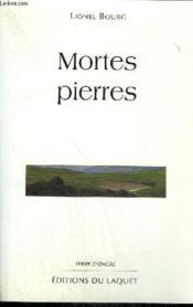 Vente  Mortes Pierres  - Bourg