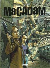 Macadam t.2 ; le chant du bourreau - Intérieur - Format classique