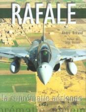 Rafale, la suprematie aerienne - Couverture - Format classique