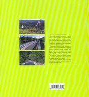 La France Des Voies Vertes Cyclistes, Rollers, Randonneurs... - 4ème de couverture - Format classique