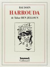 Harrouda - Couverture - Format classique