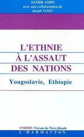L'Ethnie A L'Assaut Des Nations ; Yougoslavie, Ethiopie - Intérieur - Format classique