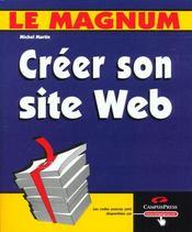 Le Magnum Creation De Sites Web - Intérieur - Format classique
