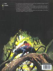Le dernier livre de la jungle t.2 ; la promesse - 4ème de couverture - Format classique