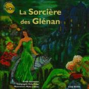La sorcière des Glénan - Couverture - Format classique