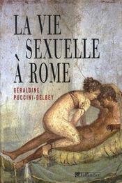 La vie sexuelle à rome - Intérieur - Format classique