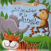 Voici Les Animaux De La Jungle - Intérieur - Format classique