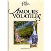 Amours Volatiles - Couverture - Format classique