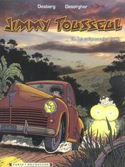 Jimmy Tousseul t.3 ; le crépuscule blanc - Intérieur - Format classique