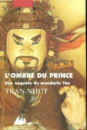 L'ombre du prince - Couverture - Format classique
