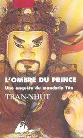 L'ombre du prince - Intérieur - Format classique