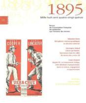 Revue 1895 T.48 - Couverture - Format classique
