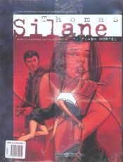 Thomas silane t.3 ; tempetes - 4ème de couverture - Format classique