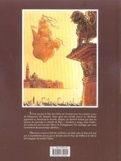 Fantaghenna T.1 ; Neige Au 15 Aout - 4ème de couverture - Format classique