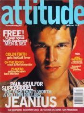 Attitude N°13 du 01/04/1997 - Couverture - Format classique