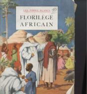 Florilege Africain - Couverture - Format classique