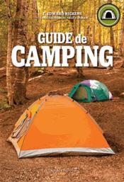 Guide de camping - Couverture - Format classique